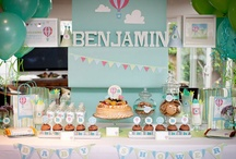 Baby shower ideas (for my friends not me) / by Cindy Smith