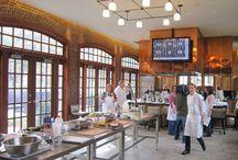 Cooking School.