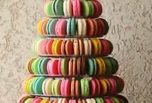MAD FOR MACAROONS / by Leslie Messina Dawson-Mouzis