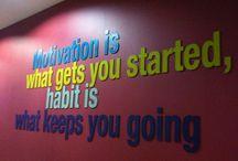 fitness/health<3 / by Sara Snider