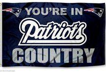New England Patriots / by Mary Pratt
