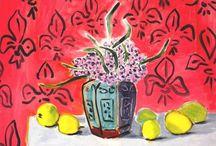 Matisse flower