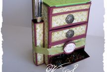Stamping - Boxes & Baskets