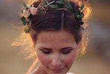Esküvői fejdísz