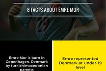 Emre Mor / Facts about Emre Mor