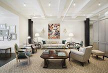 Tribeca Apartment / Tribeca Apartment interior design and decor by INS Contractors .