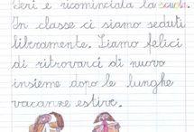 italiano classe seconda