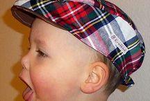 Cooler Kinderkopf / Schiebermütze Baskenmütze Flat Cap Schirmmütze Golfmütze Ballonmütze
