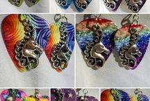 Fantasy Jewelry - Unicorns, Mermaids, Dragons OH MY!
