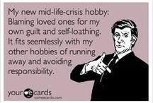 midlife crisis / identiteits crisis