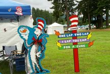 2015 Dr Suess Theme ideas / by Relay For Life of Mishawaka/South Bend