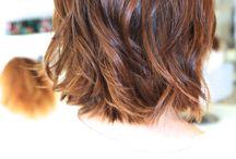 hair cut/color