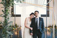 Wedding Ceremony Decoration / Unique and original ideas for wedding ceremony decorations and backdrops, including floral arches, focal flower arrangements and aisle decor.