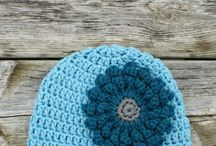 crochet hats.....baby to adult