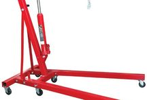 Engine Hoists & Stands / All about Engine Hoists & Stands
