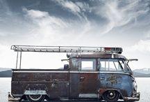 VW Rat Bus  / by Peter Dawson