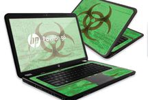 LapTop Skins / Looking to make your laptop match your personality? We've got laptop skins and matching wallpaper just for you!