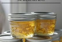 Preserves / jams, canning and other ways of keeping good food