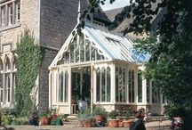 Conservatories / green houses