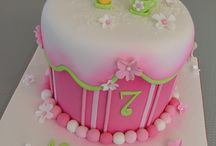 cakes / by Lachelle Anderson