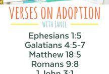 Adoption stuff