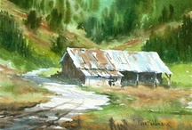 DailyPaintWorks.com / by Tina Bohlman