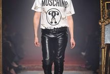 Moschino Capsule Collection FW 2016 / Moschino Capsule Collection FW 2016 - See more on www.moschino.com!