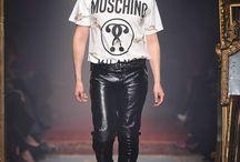 Moschino Capsule Collection FW 2016 / Moschino Capsule Collection FW 2016 - See more on www.moschino.com!