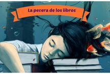 """BIBLIOTECA DEL IES ZOCO / Materiales creados por nuestra biblioteca, conocida como """"La Pecera de los libros"""""""