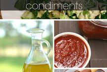 THM Condiments, Dressings and Seasonings