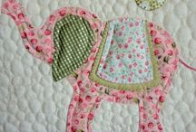 Baby Quilts Applique