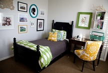 Child/Teen Bedroom Decor / by Lora Moulding