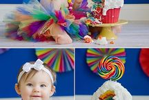 Smash cake ideas