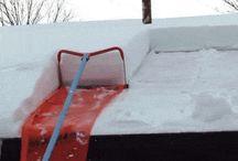 снег уборка