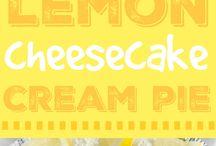 NO BAKE DESSERTS!!!!