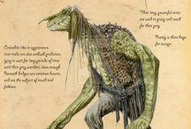 personaggi fantasy
