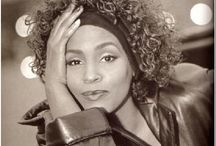 Remembering Whitney / In photo and song. / by Mira Lowe