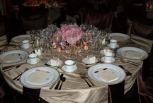 Wedding Reception Table Design Detroit / Various color palettes and inspiration for you from our weddings. http://www.yourethebride.com 248-408-4602 #tables #design #wedding #yourethebride