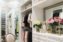 DREAM Closets / i would love to have a closet like this!!!!!