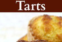 Tarts... sweet and savoury