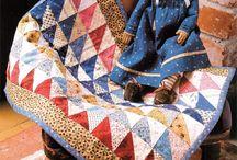 кукольные одеялка