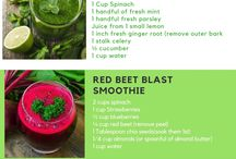 smoothies that I want to try