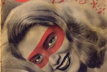 Retrô Brasil / Imagens, objetos antigos/vintage, propagandas e  afins impregnados na memória e na história. / by Doris Cook