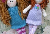 Crotchet patterns / Doll