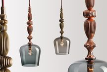 Standing pendants / Product images and in situ images of the Standing pendant glass light - http://rothschildbickers.com/products/standing-pendant/