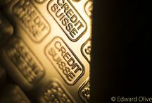 Gold Silver Platinum Copper Stock photography Edward Olive