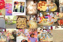 """COMPLEANNI GOLOSI / il festeggiato e gli invitati si fanno la torta di compleanno. Io porto tutta l'attrezzatura """"baby size"""" e l'abbigliamento per tutti da BABY CHEF"""