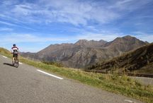 Cycling in France / Our favourite pictures from our rides in the French Alps, Pyrenees and the Mediterranean Coast