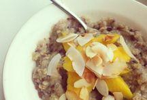 Lekkere gezonde ontbijtjes