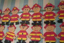 požárníci